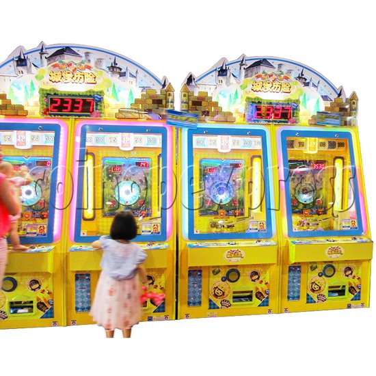 Adventure Castle Coin Pusher Ticket machine (2 players) 34076
