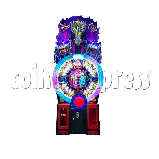 Wheel Of Choice Ticket Redemption Arcade Games  34125