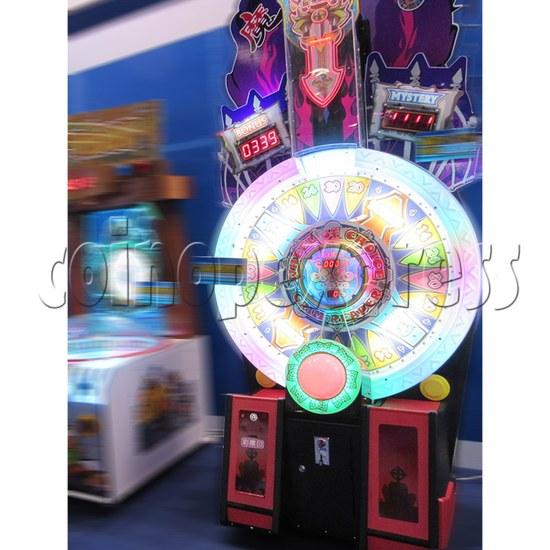 Wheel Of Choice Ticket Redemption Arcade Games  34127