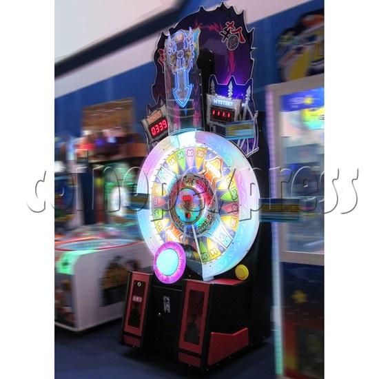 Wheel Of Choice Ticket Redemption Arcade Games  34128