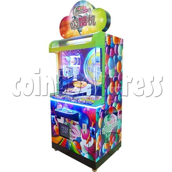 Candy Typhoon  Grabber Prize Machine (Button Version) 34136