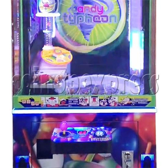 Candy Typhoon  Grabber Prize Machine (Button Version) 34144