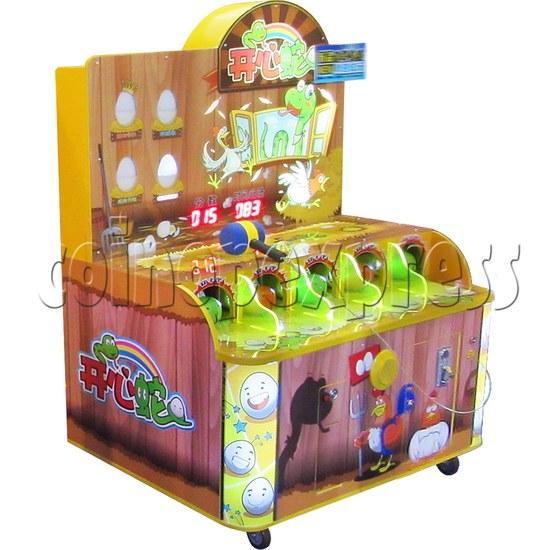 Egg Saviour Hammer Game Ticket Machine  34147