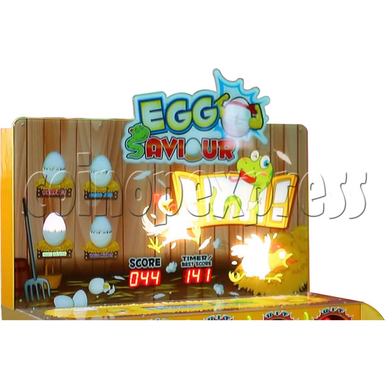 Egg Saviour Hammer Game Ticket Machine  34155