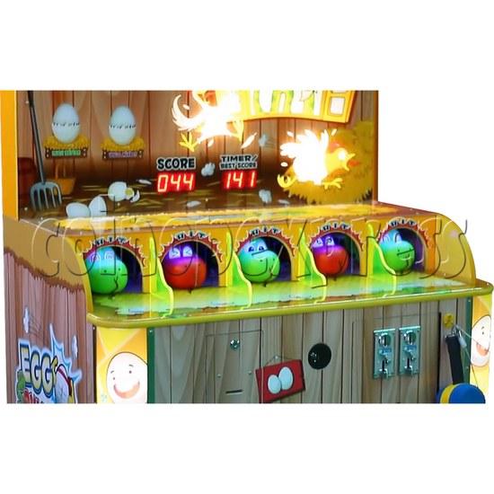 Egg Saviour Hammer Game Ticket Machine  34156
