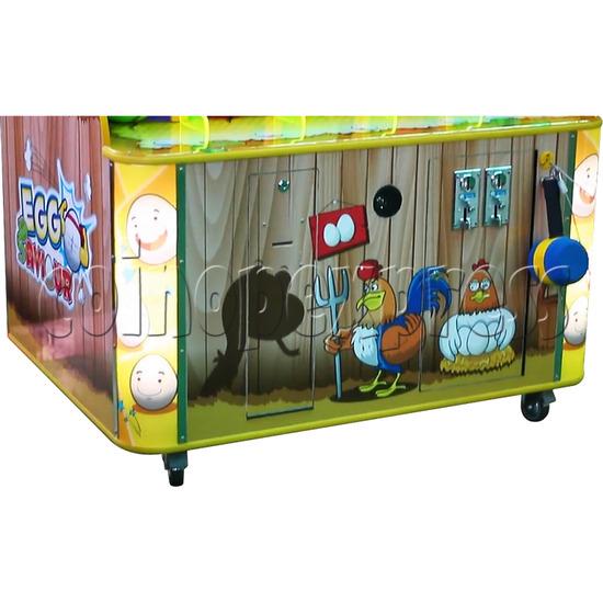 Egg Saviour Hammer Game Ticket Machine  34157