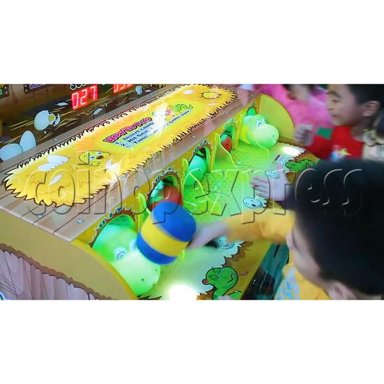 Egg Saviour Hammer Game Ticket Machine  34158
