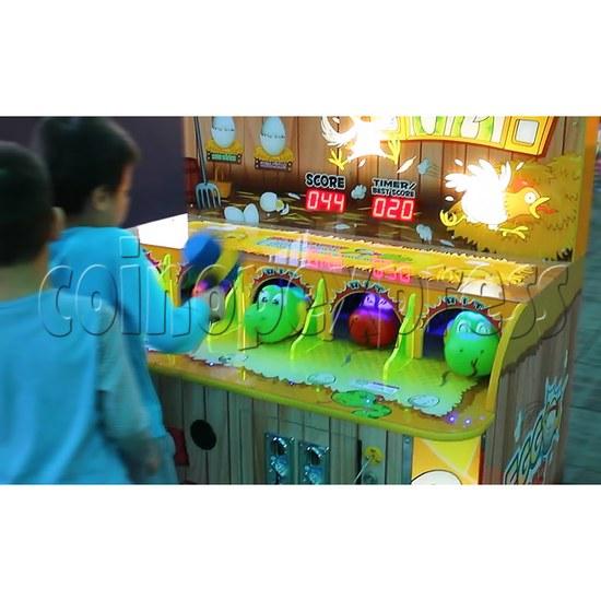 Egg Saviour Hammer Game Ticket Machine  34161