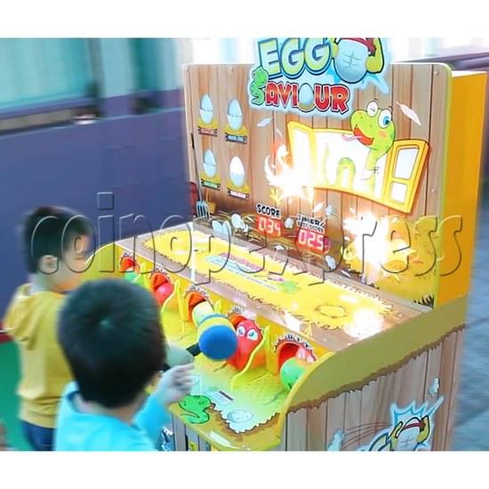 Egg Saviour Hammer Game Ticket Machine  34163
