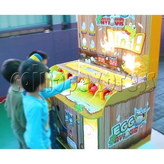 Egg Saviour Hammer Game Ticket Machine  34164