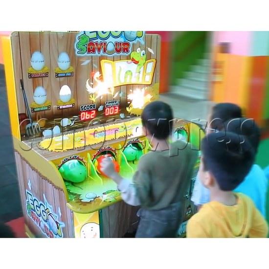 Egg Saviour Hammer Game Ticket Machine  34165