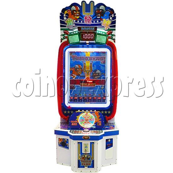 Touch Down Ball Drop Game Ticket Redemption Machine  34183