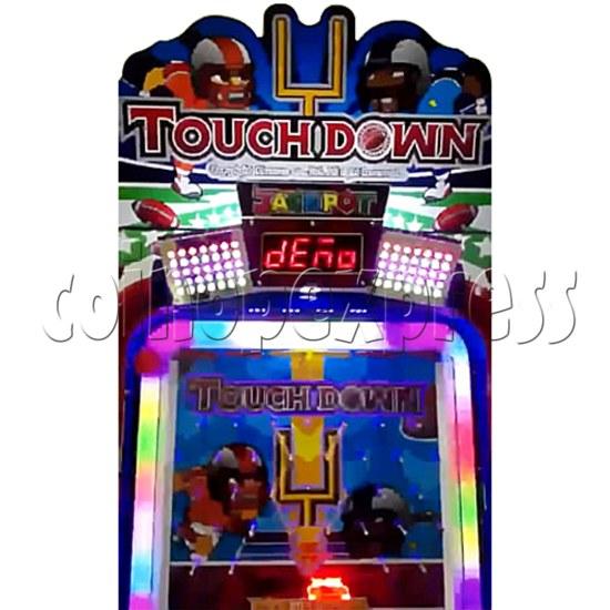 Touch Down Ball Drop Game Ticket Redemption Machine  34184