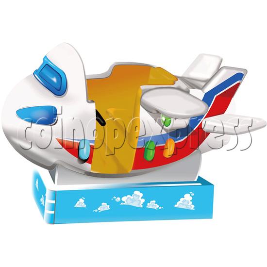 Air Force One Kiddie  Ride Machine 34198
