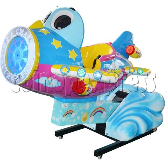 Lifting Plane Kiddie Ride  34209