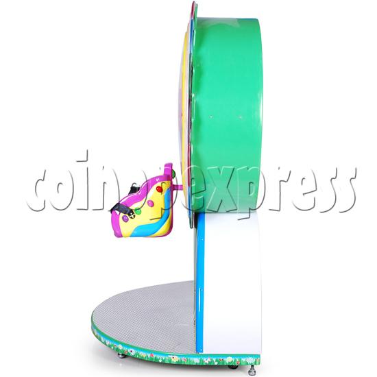 Mini Rainbow Flying Wheel Rotating Kiddie Ride 34217