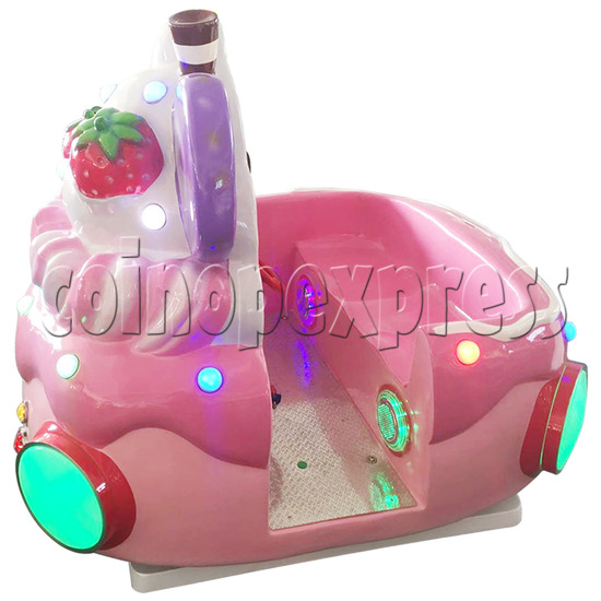 Ice Cream Car Kiddie Ride with Video Game(2 Players) 34228