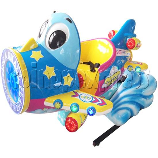 Lifting Plane Kiddie Ride  34231