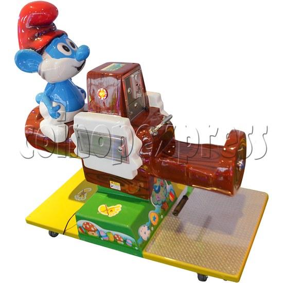Little Numen Swing Kiddie Ride 34254