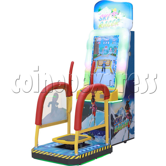 Ski Racer Skiing Sport Game 34256