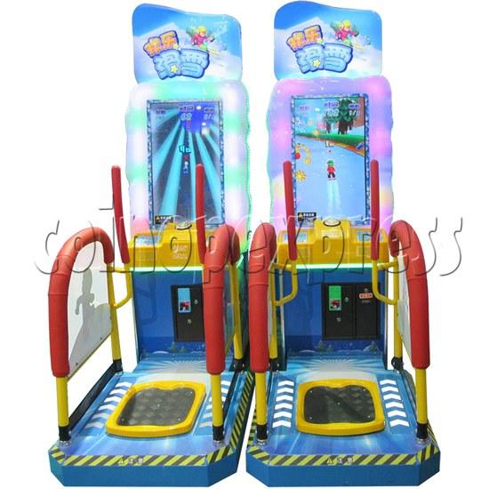 Ski Racer Skiing Sport Game 34257