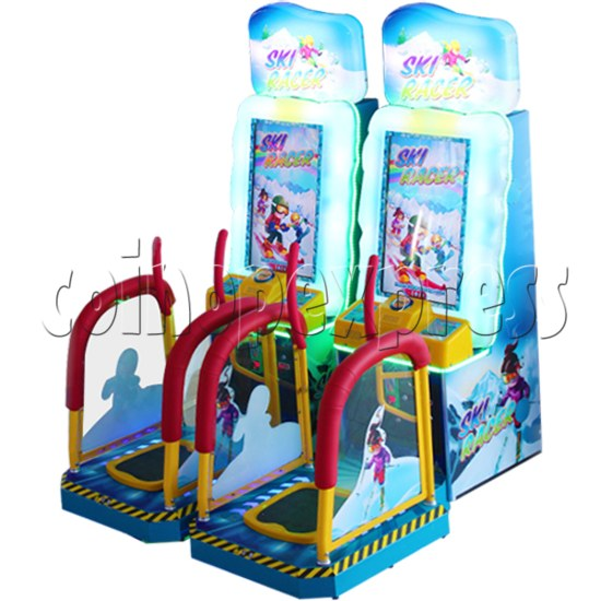 Ski Racer Skiing Sport Game 34258