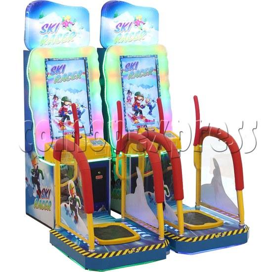 Ski Racer Skiing Sport Game 34259