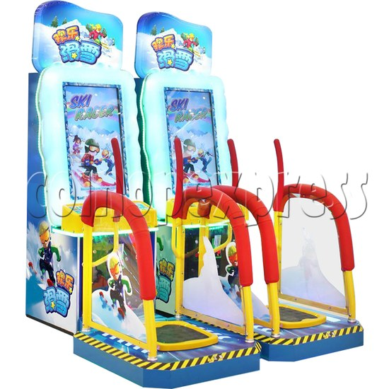 Ski Racer Skiing Sport Game 34260