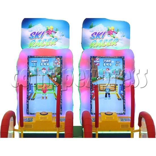 Ski Racer Skiing Sport Game 34261