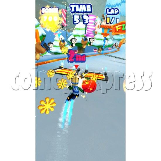 Ski Racer Skiing Sport Game 34265