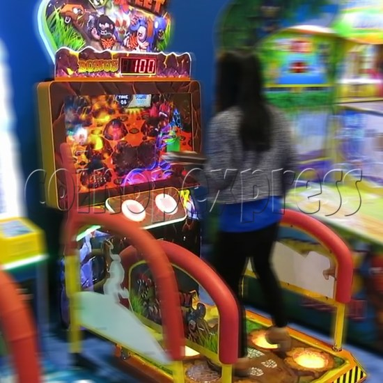 Speedy Feet Video Game Redemption Machine  34294