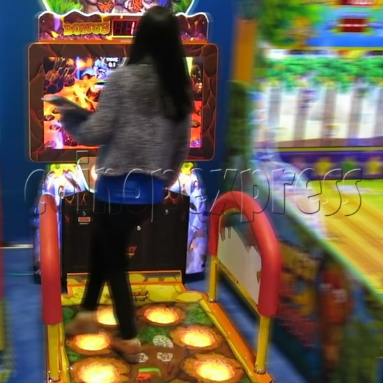Speedy Feet Video Game Redemption Machine  34295