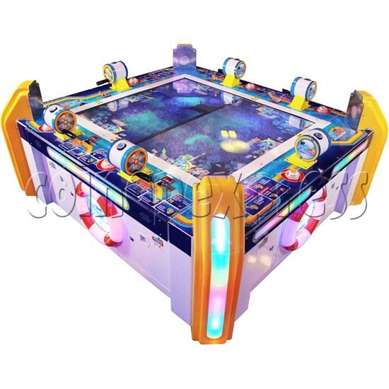Deep Sea Story Fishing Arcade Machine 6 Players  (Fishing Reel Version)  34335