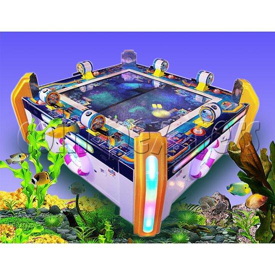 Deep Sea Story Fishing Arcade Machine 6 Players  (Fishing Reel Version)  34336