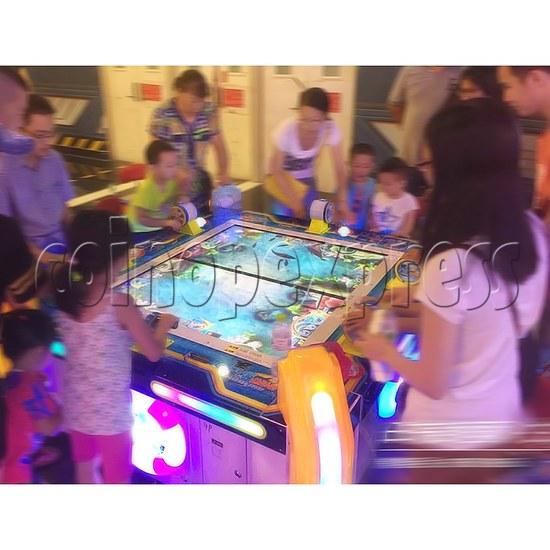 Deep Sea Story Fishing Arcade Machine 6 Players  (Fishing Reel Version)  34337