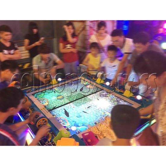 Deep Sea Story Fishing Arcade Machine 6 Players  (Fishing Reel Version)  34338