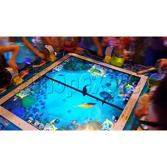 Deep Sea Story Fishing Arcade Machine 6 Players  (Fishing Reel Version)  34341