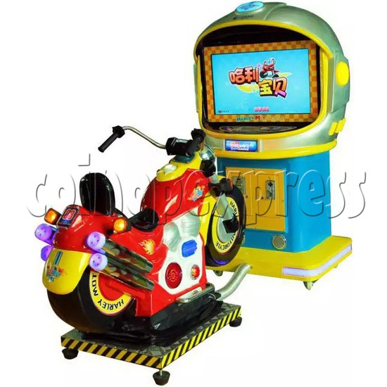 Mini Moto Kids Racing Game Machine  34346