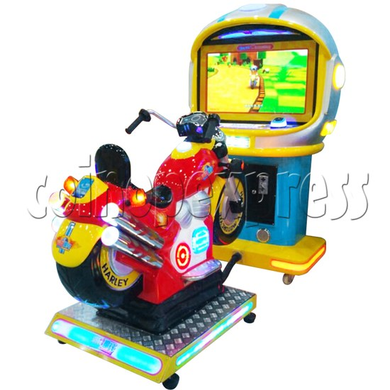 Mini Moto Kids Racing Game Machine  34347