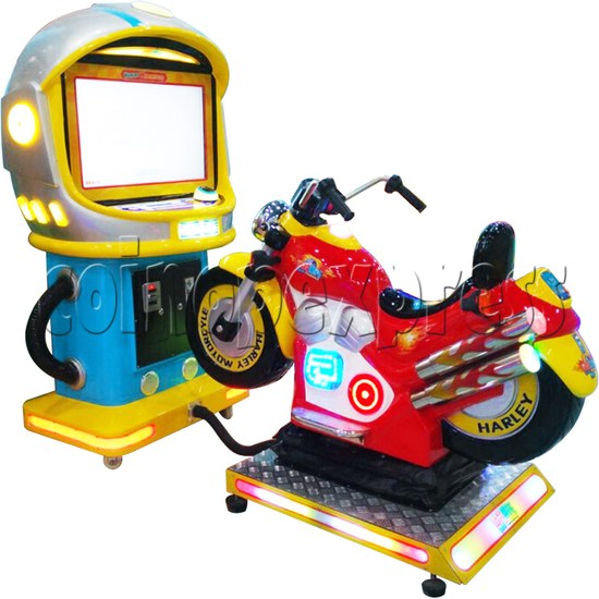 Mini Moto Kids Racing Game Machine  34349