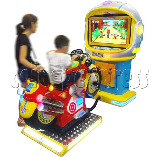 Mini Moto Kids Racing Game Machine  34350