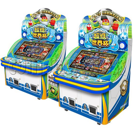 World Champion Video Redemption Machine - Two Machines Link-up (4 Players) 34364