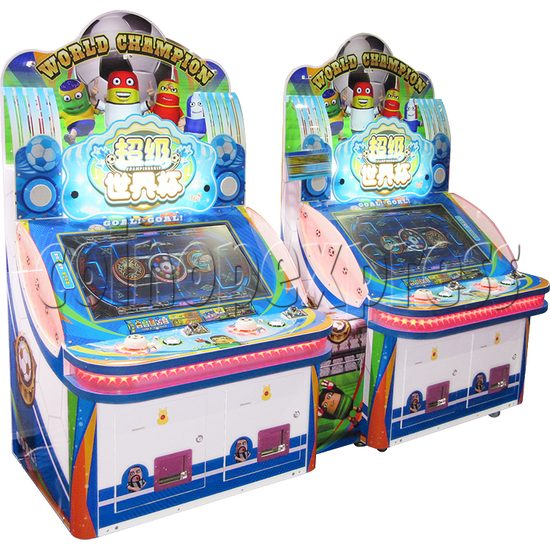 World Champion Video Redemption Machine - Two Machines Link-up (4 Players) 34366