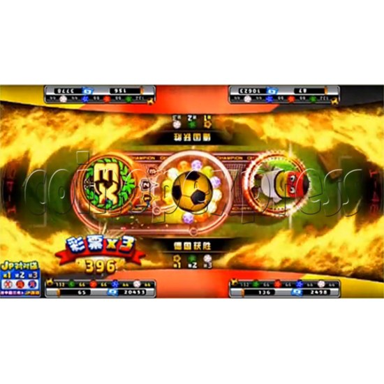 World Champion Video Redemption Machine - Two Machines Link-up (4 Players) 34374