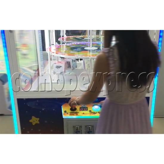 Spin Zone Prize Machine 34445