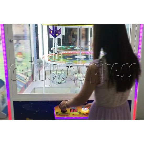 Spin Zone Prize Machine 34446