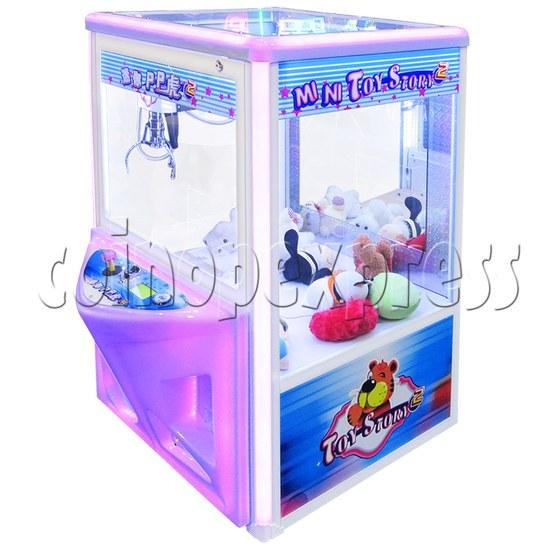 Toy Story Color Changing Crane machine (Mini Version) 34447
