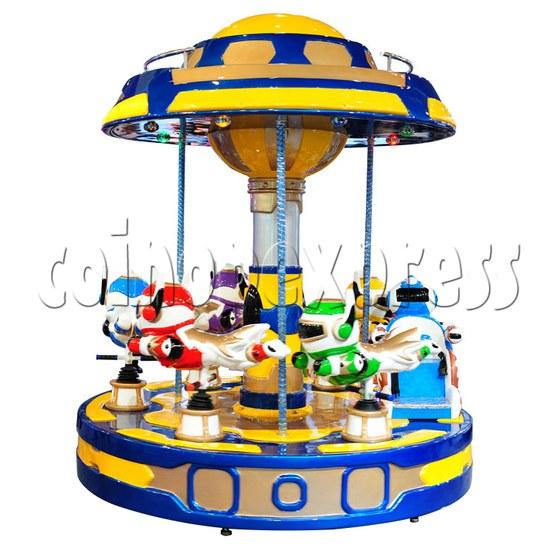 Superman Carousel (6 players) 34470