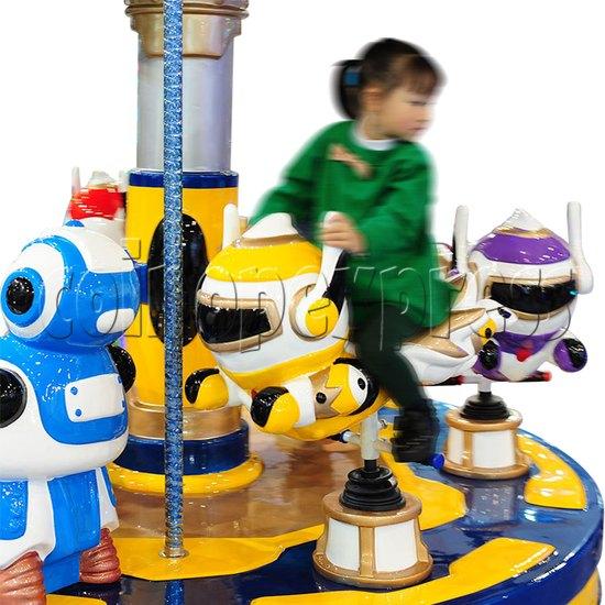 Superman Carousel (6 players) 34475