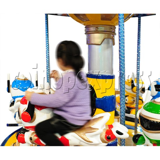 Superman Carousel (6 players) 34476